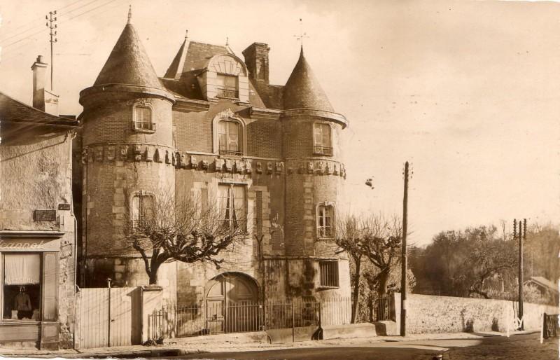 Le Château Budé
